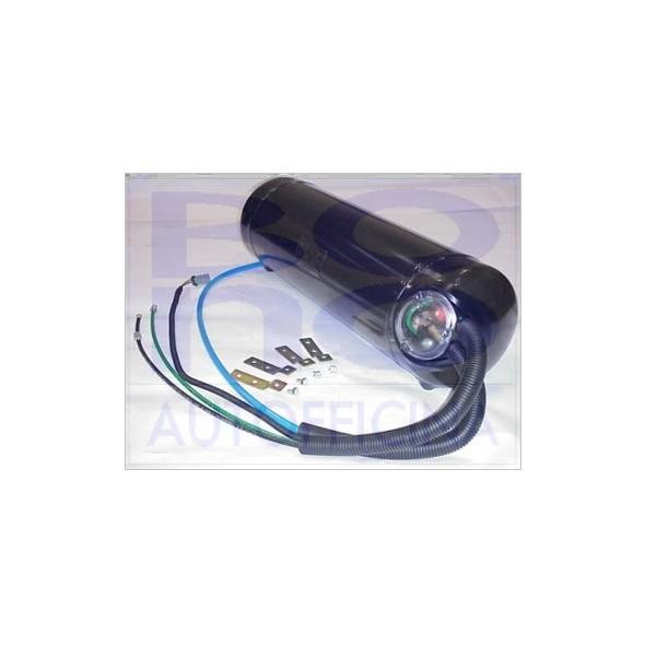 Serbatoio cilindrico ICOM T95 JTG CAN/HP - D. 270, L. 840 (870), Lt.42