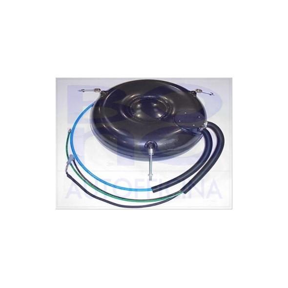 Serbatoio toroidale ICOM F86 JTG GS can/HP - D. 680, H. 220, Lt.66