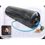 Serbatoio cilindrico ICOM per camper - doppia camera - Ø 315 X L.1060 - l. 65+6  - sensore di livello escluso (vedi correlati)