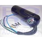 Serbatoio cilindrico ICOM T95 JTG - D. 270, H. 840 (870), LT 42