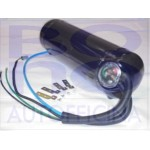 Serbatoio cilindrico ICOM T95 HP - D.600 H.1300 LT.320