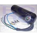Serbatoio cilindrico ICOM T95 JTG new - D. 360, H. 780 (810), Lt.69
